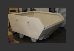 Custom Fabricated Containers