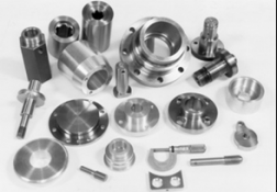 Exotic Alloy Machined Parts